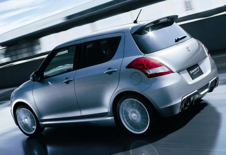 Suzuki Swift 2012 Review Carsguide