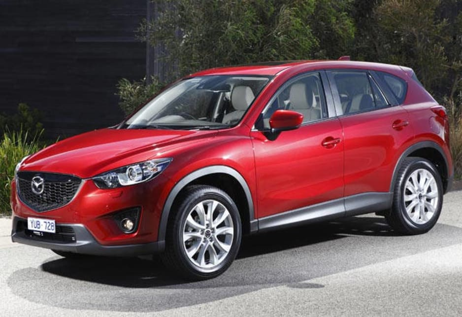 2012 mazda cx 5 first drive review carsguide. Black Bedroom Furniture Sets. Home Design Ideas