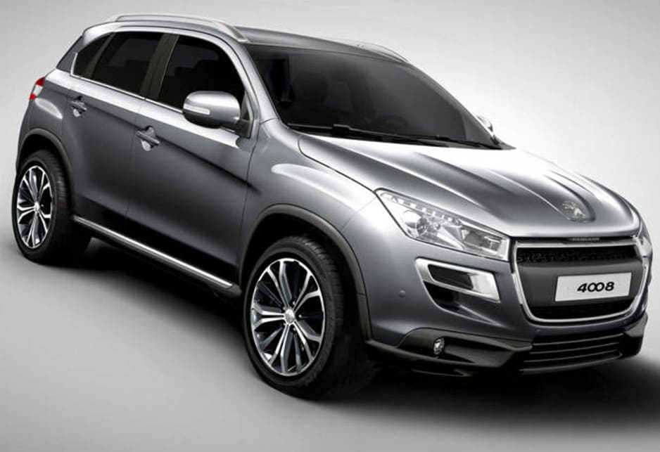 peugeot 4008 2012 review | carsguide