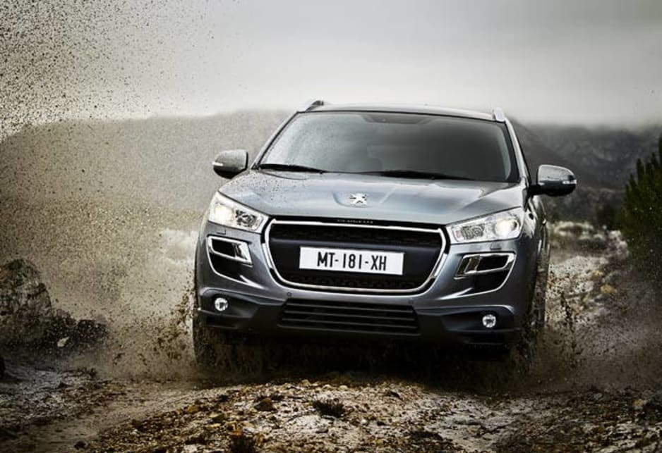 Peugeot 4008 Auto And Manual 2012 Review Carsguide