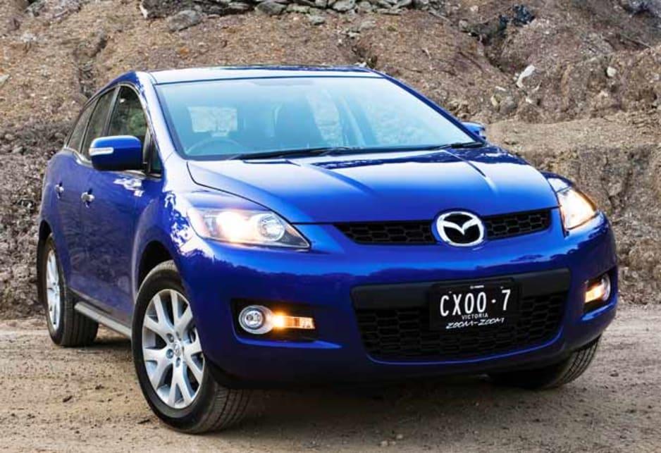 Mazda CX 7 2006 2008