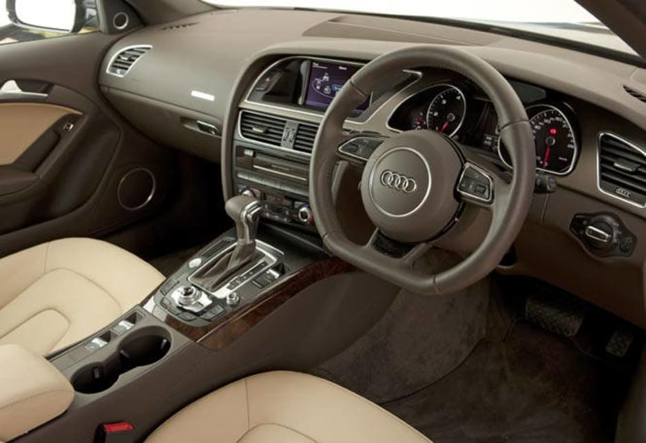 Audi A5 2012 Review Carsguide