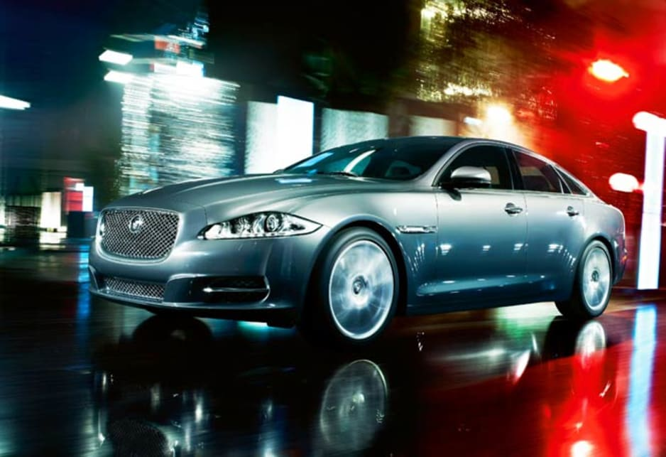 Jaguar Xj 2010 Review Carsguide
