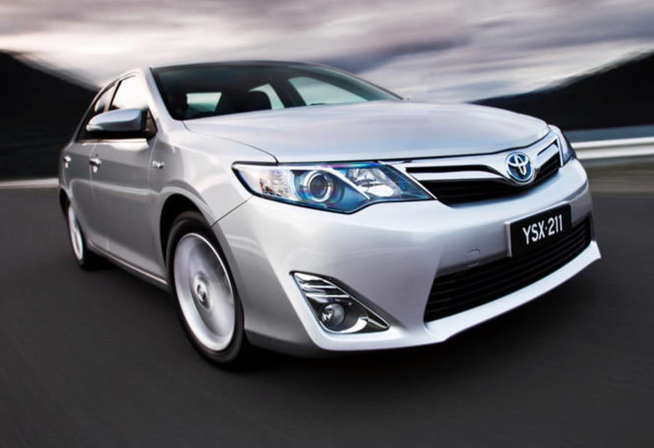 toyota camry hybrid 2014 review carsguide. Black Bedroom Furniture Sets. Home Design Ideas