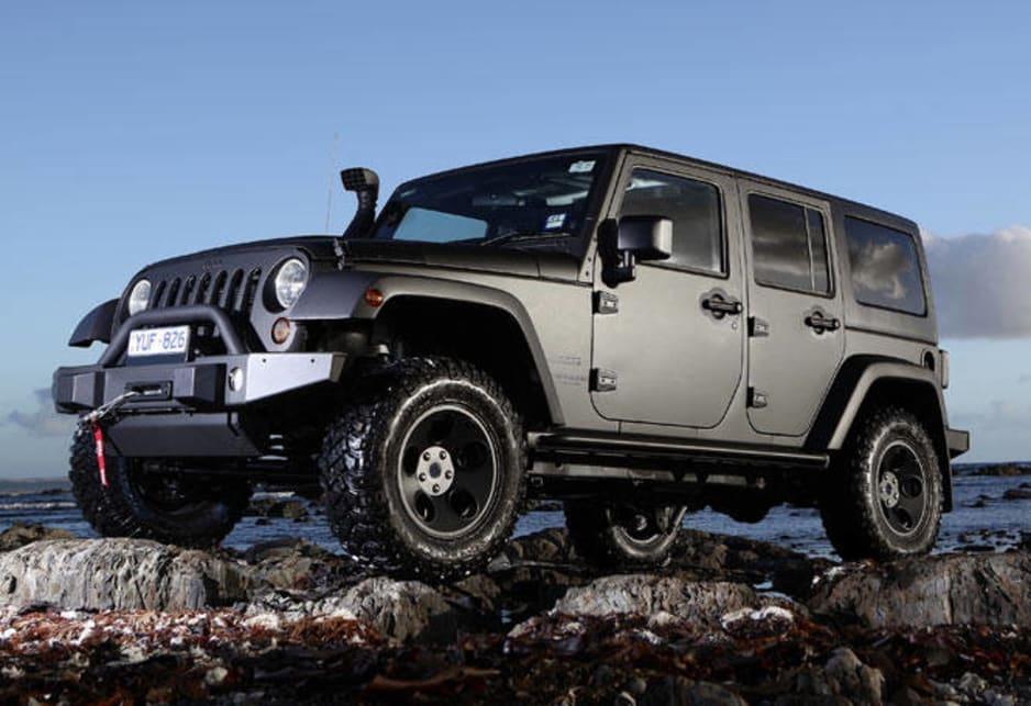 Jeep Wrangler V6 2012 Review Carsguide