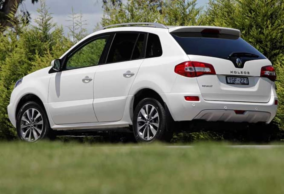 renault koleos 2.0 dci 4wd 2012 review | carsguide