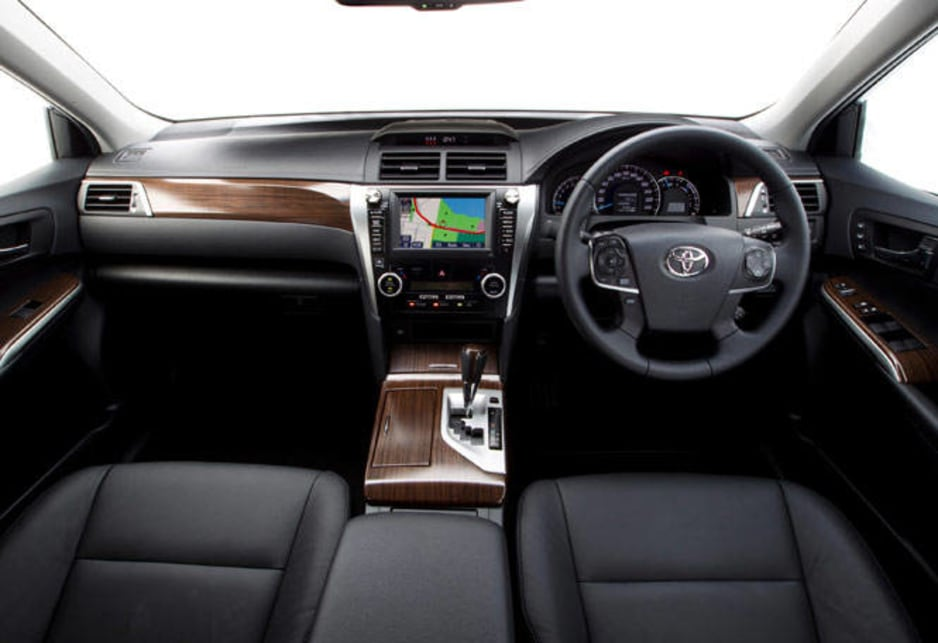 Toyota Aurion 2012 Review  CarsGuide