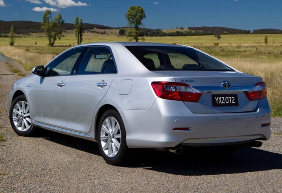 Toyota Avalon Review >> New Toyota Aurion review | first drive | CarsGuide