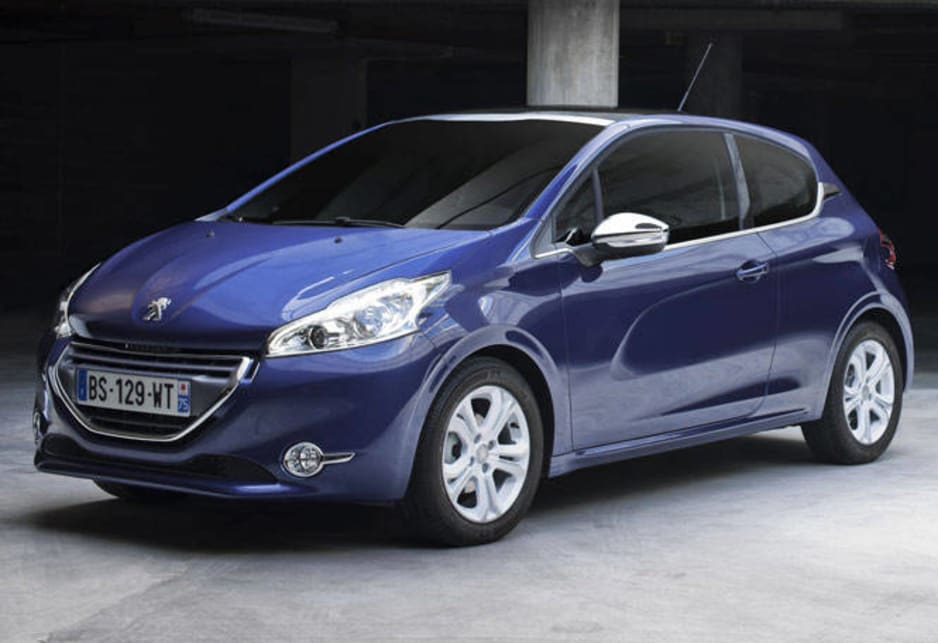 peugeot 208 2012 review road test carsguide. Black Bedroom Furniture Sets. Home Design Ideas