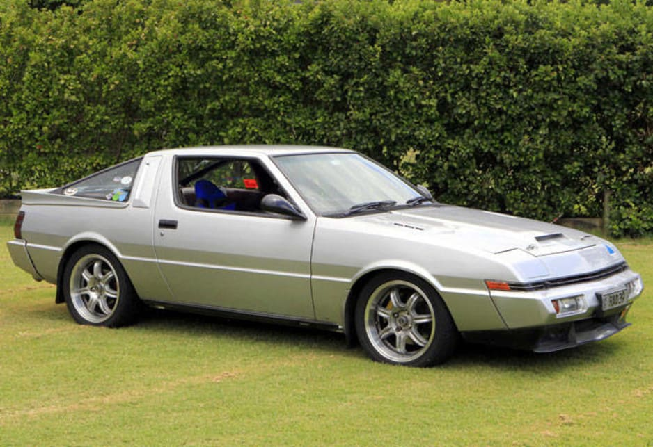 my 1985 mitsubishi jb starion - car news | carsguide