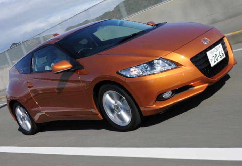 Honda Cr Z Cvt 2012 Review Carsguide
