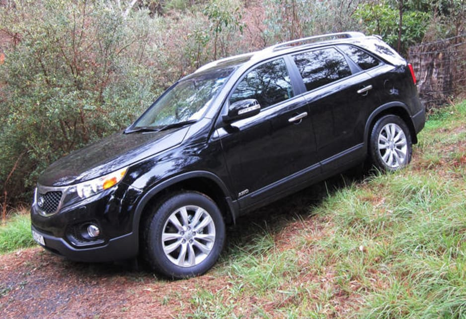 High Quality The Big Korean SUV Has A Five Star Rating From Its Launch In 2009 And