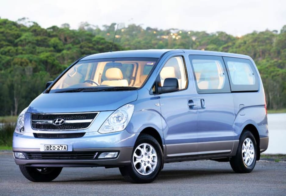 Biggest-selling people movers 2010