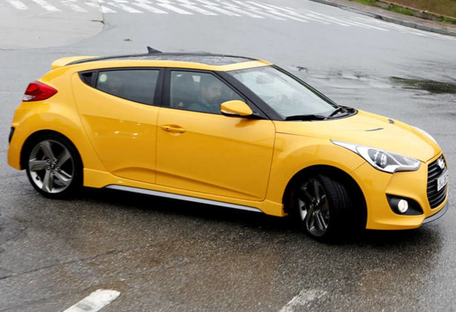 Hyundai Veloster Turbo 2012 Review Carsguide