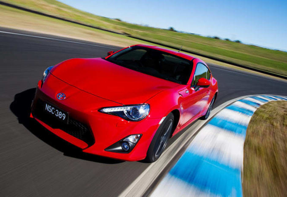 toyota 86 coupe review first drive carsguide. Black Bedroom Furniture Sets. Home Design Ideas
