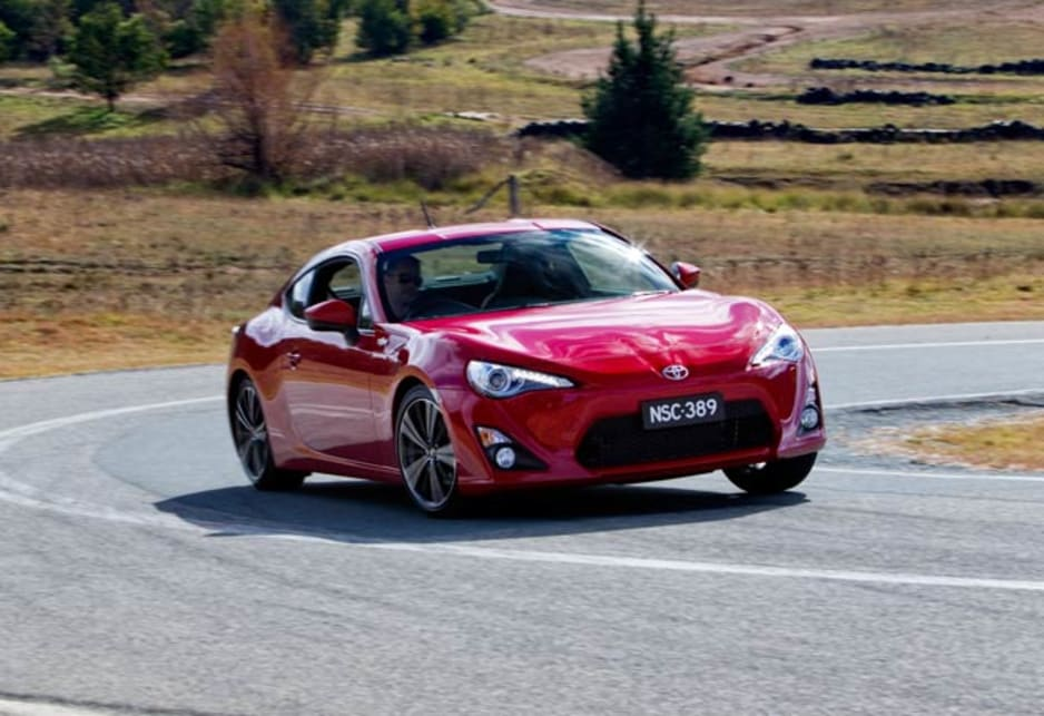 Toyota 86 Gts Manual 2012 Review Carsguide
