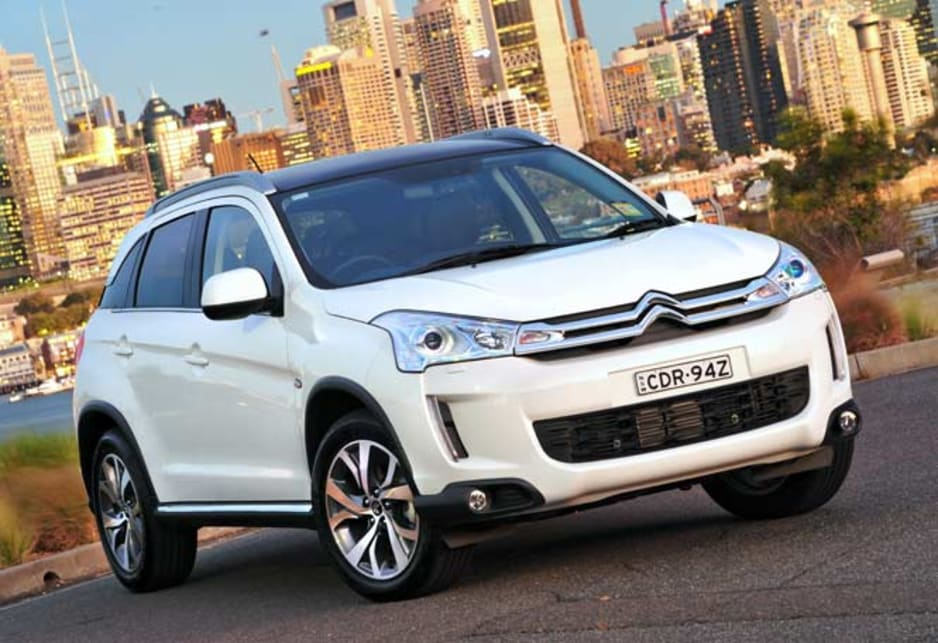 citroen c4 aircross 2014 review carsguide. Black Bedroom Furniture Sets. Home Design Ideas