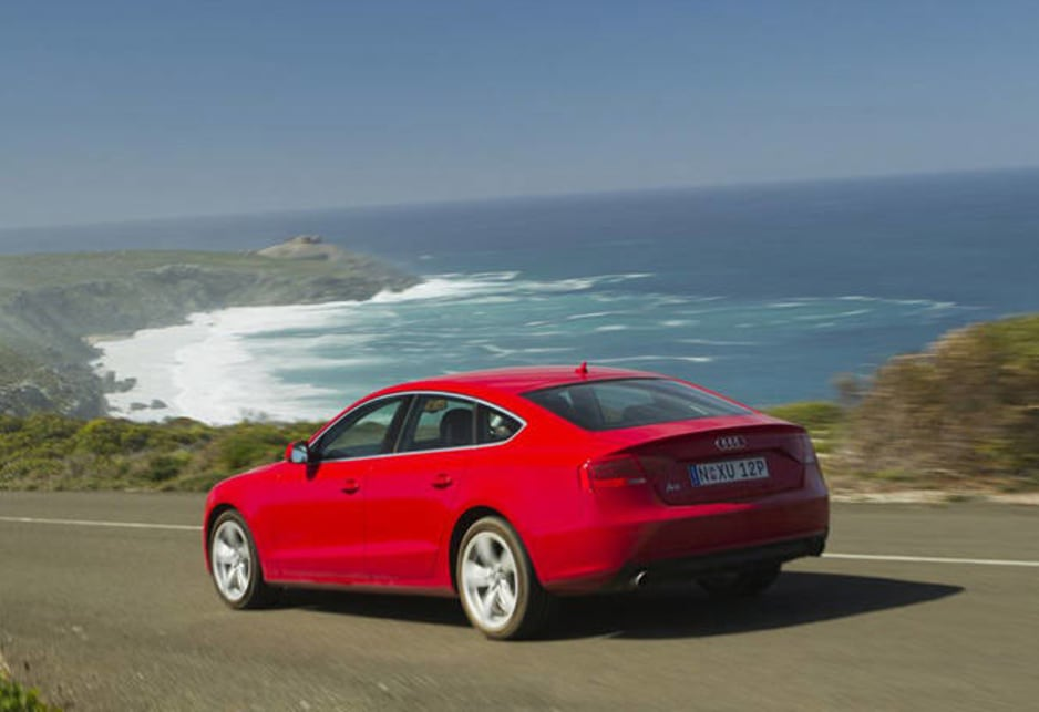 audi a5 1.8 tfsi 2012 review | carsguide