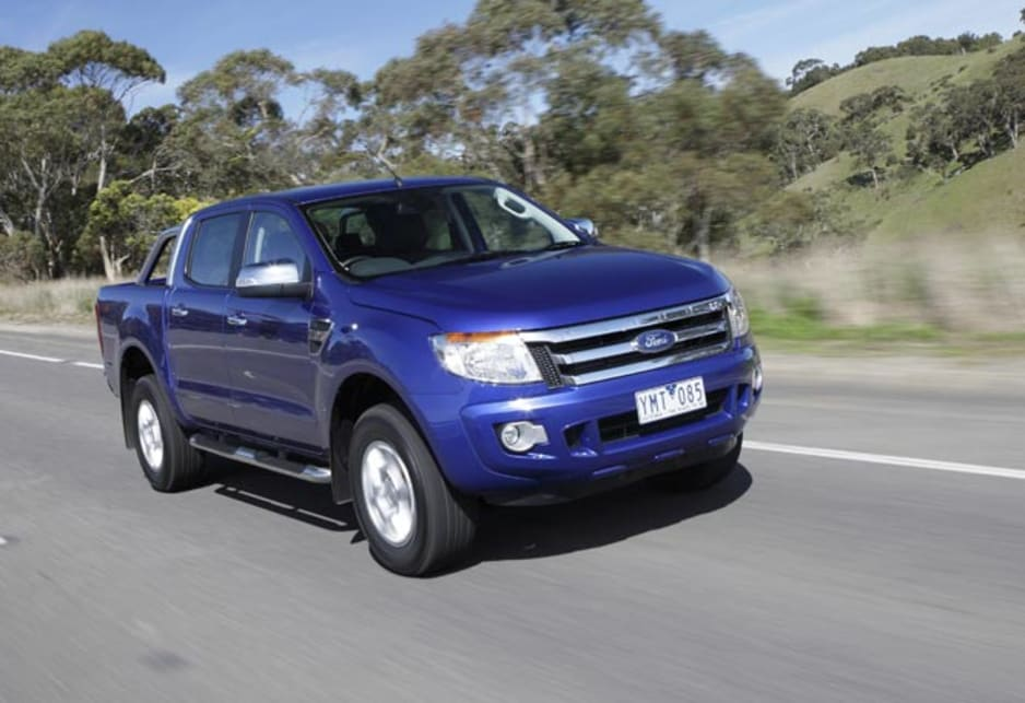 2014 Ford Ranger Xlt Double Cab 4wd Review Carsguide