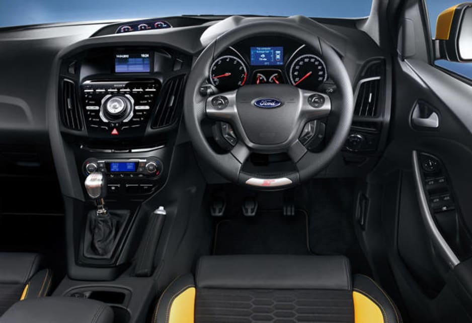 Ford Focus St 2012 Review Carsguide