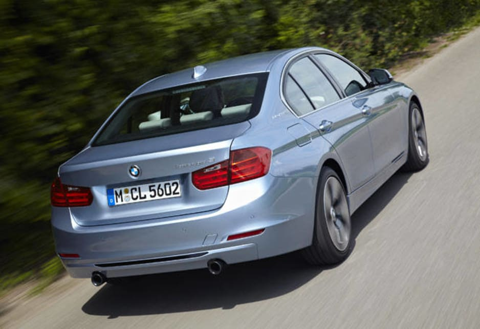 BMW Series ActiveHybrid Review CarsGuide - Bmw 335i hybrid