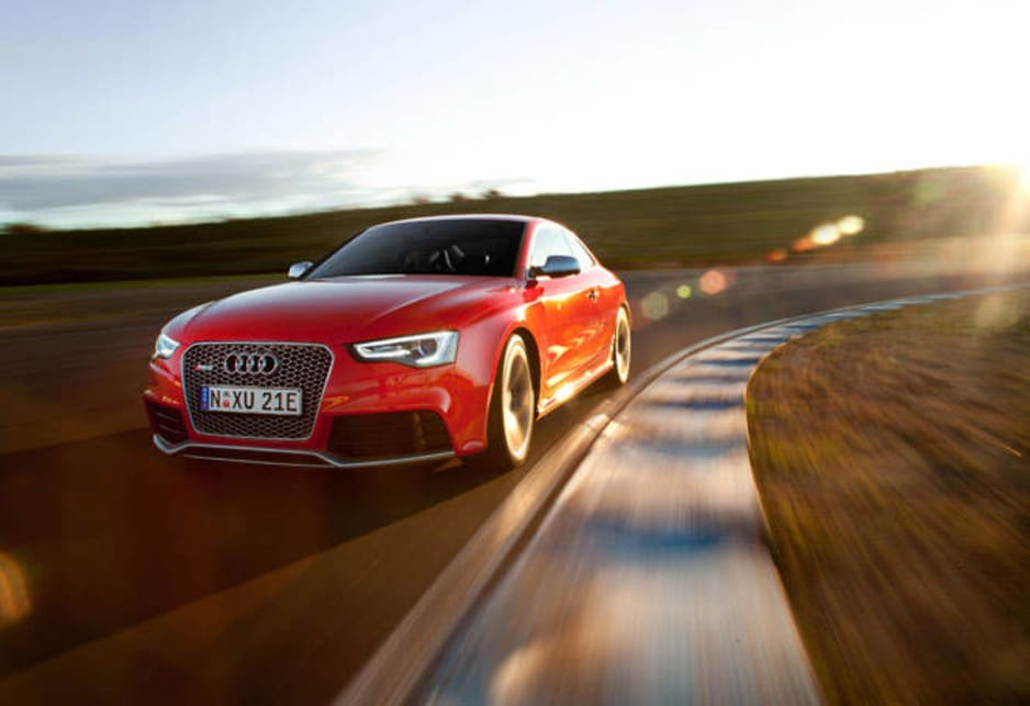 The RS5 is clinically excellent, a rousing muscle car with naturally aspirated V8 stonk and sound to deliver on its aggressive and now mildly enhanced lines.