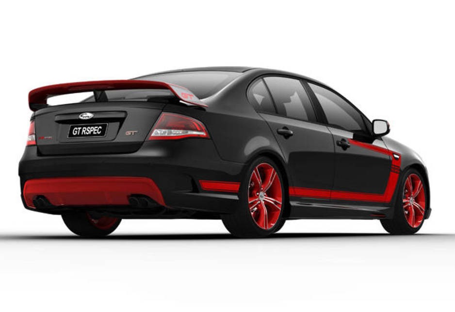 FPV GT R-Spec is fastest ever Falcon - Car News | CarsGuide