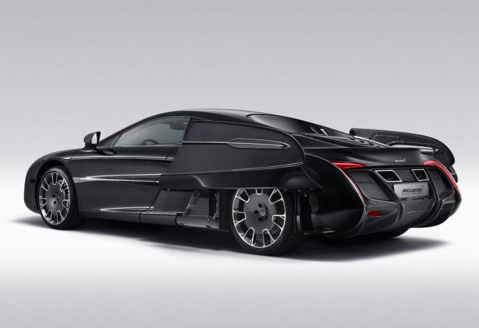 Mclaren X One Off Supercar Car News Carsguide