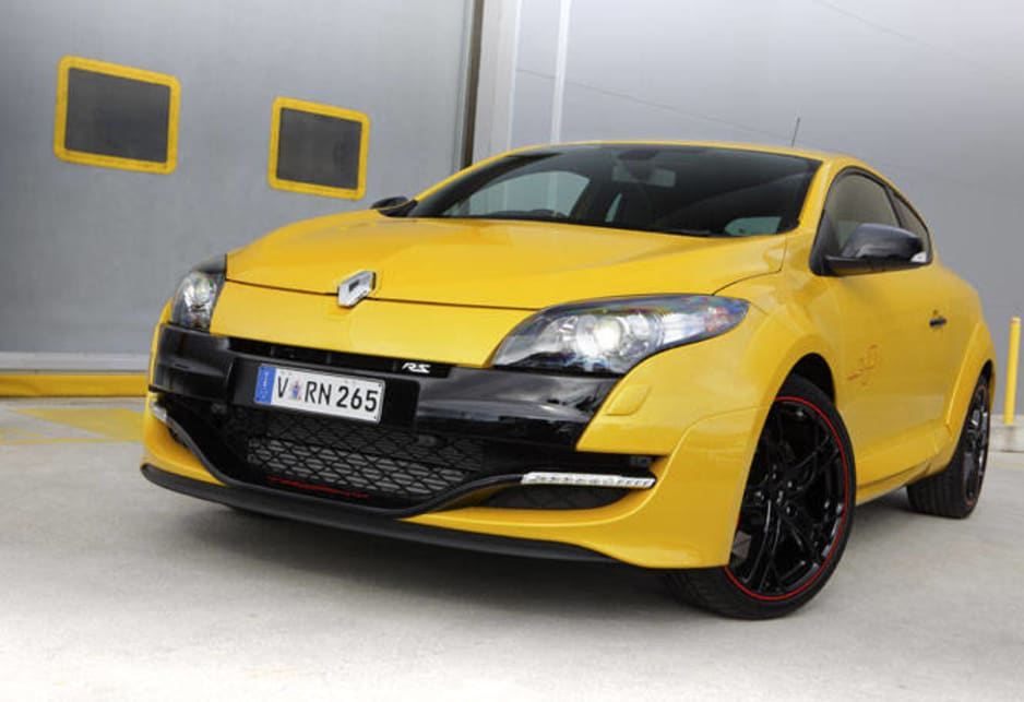 renault megane rs265 cup 2013 review carsguide