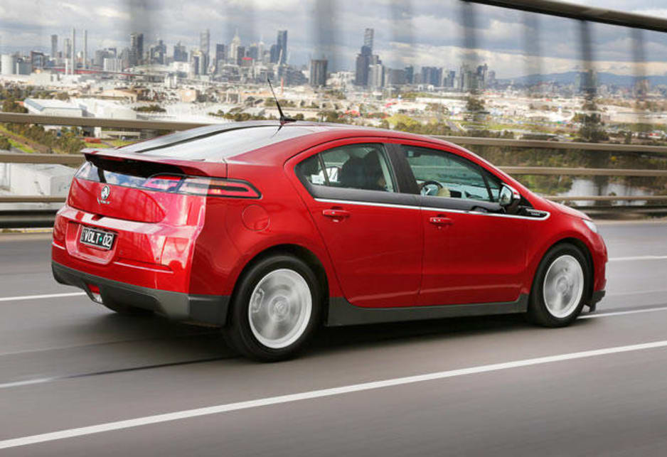 Holden Volt 2014 Review Carsguide