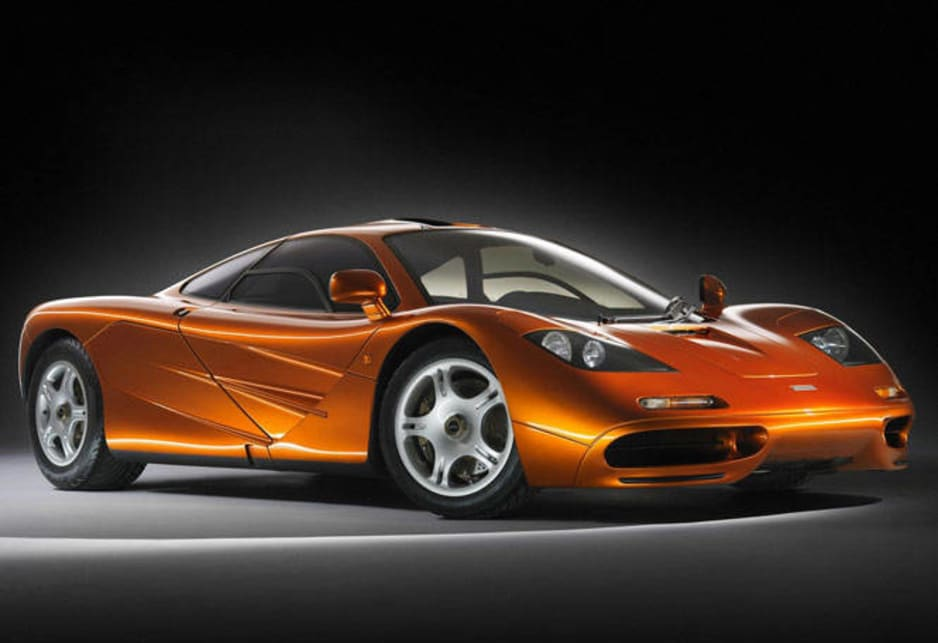 McLaren P12 concept will go into production - Car News | CarsGuide