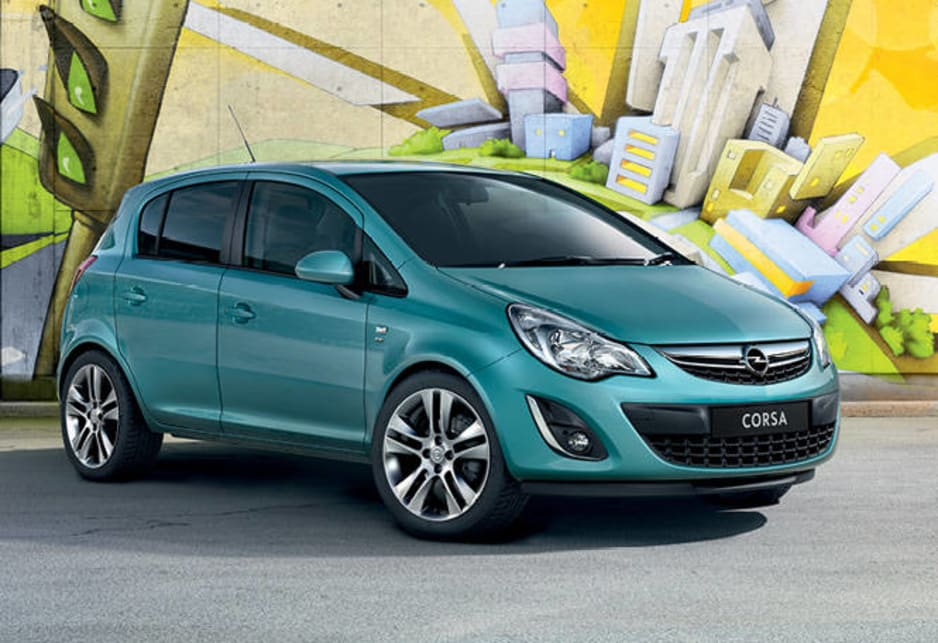 The Corsa is chunky and solid, with the driving feel that will impress people who might shop it against a VW Polo.