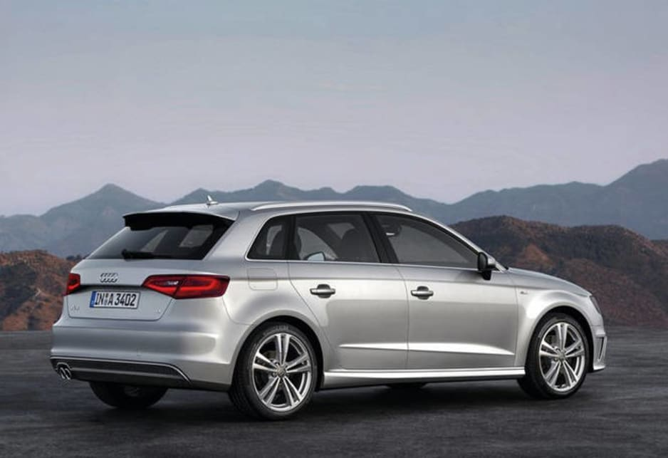 audi a3 sportback 2013 review   carsguide