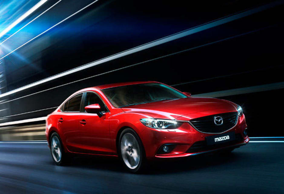 The Mazda6 could easily become the segment benchmark.