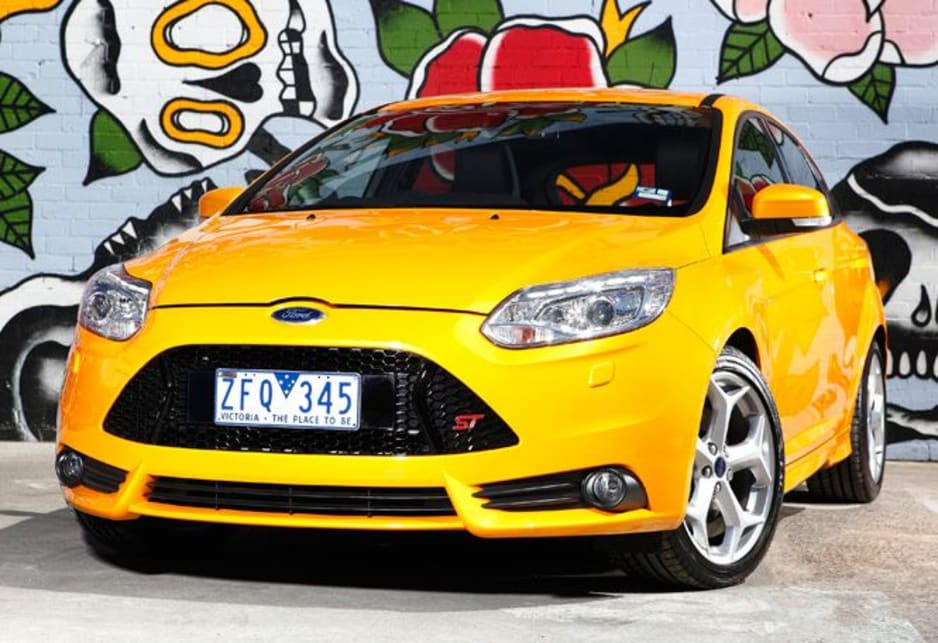 Ford Focus St 2013 Review Carsguide