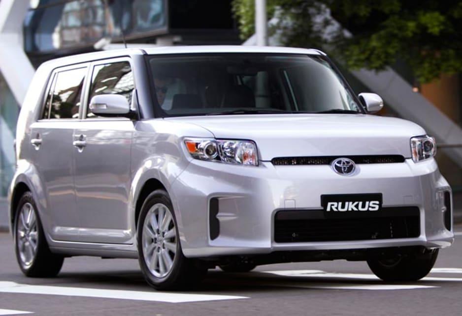 Toyota rukus problems