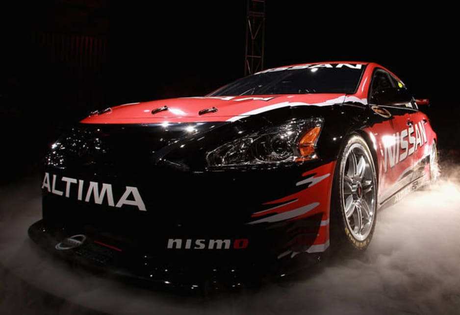 Nissan Altima Supercar Revealed Car News Carsguide