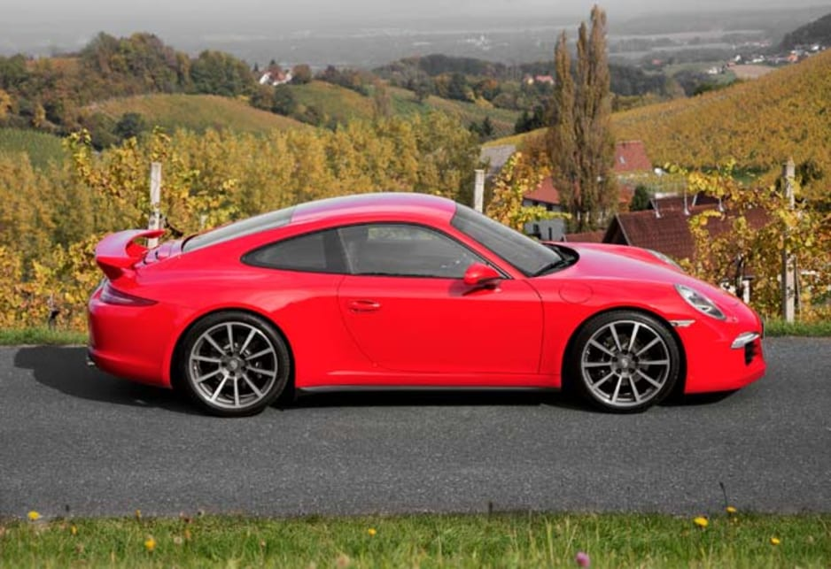 n showrooms by March (those that haven't been pre-bought) - the 3.4-litre 911 Carrera 4 Coupe is priced at $255,400 plus on-roads - the price of a VW Up over the previous model.  The Carrera 4 Cabriolet is a base Polo dearer than its predecessor at $280,900.