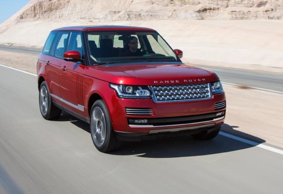 Land Rover benchmarked the car against everything from BMW's X5 and 7 Series to the Audi Q7 and Mercedes-Benz GL-Class and S-Class — and says the Range Rover is quieter than them all at highway speeds.