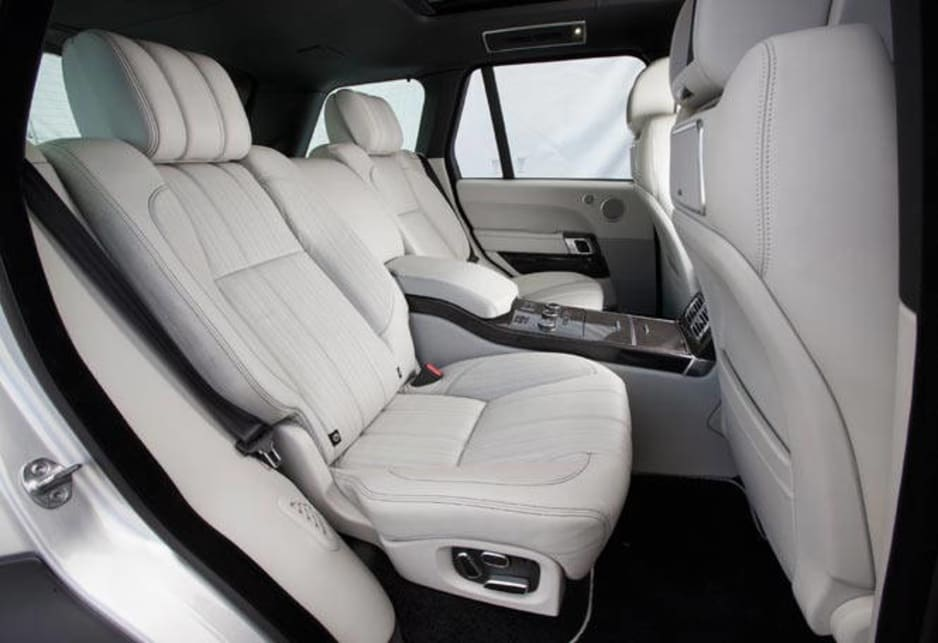 It hasn't been tested yet, but expect the Range Rover to keep its occupants supremely safe.
