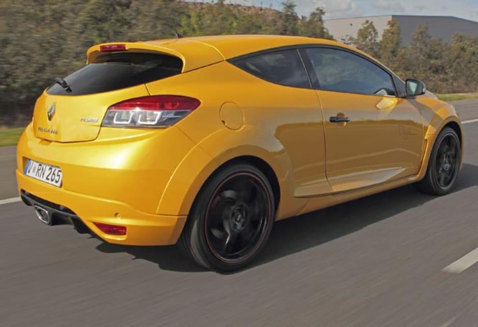 Renault describes the latest Megane RS 265 8:08 limited edition as the ultimate hot hatch and we're inclined to agree.