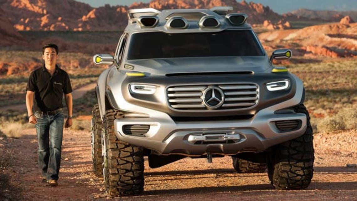 mercedes-benz ener-g-force - car news | carsguide