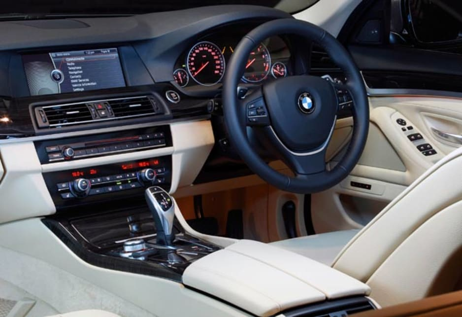 BMW I Review CarsGuide - 2010 bmw 535i