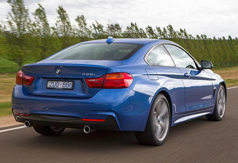 So inherently BMW is it that, unlike the heavily criticised South Africa-built 3 Series sedan from which it's derived, the 4 Series is made in Germany.
