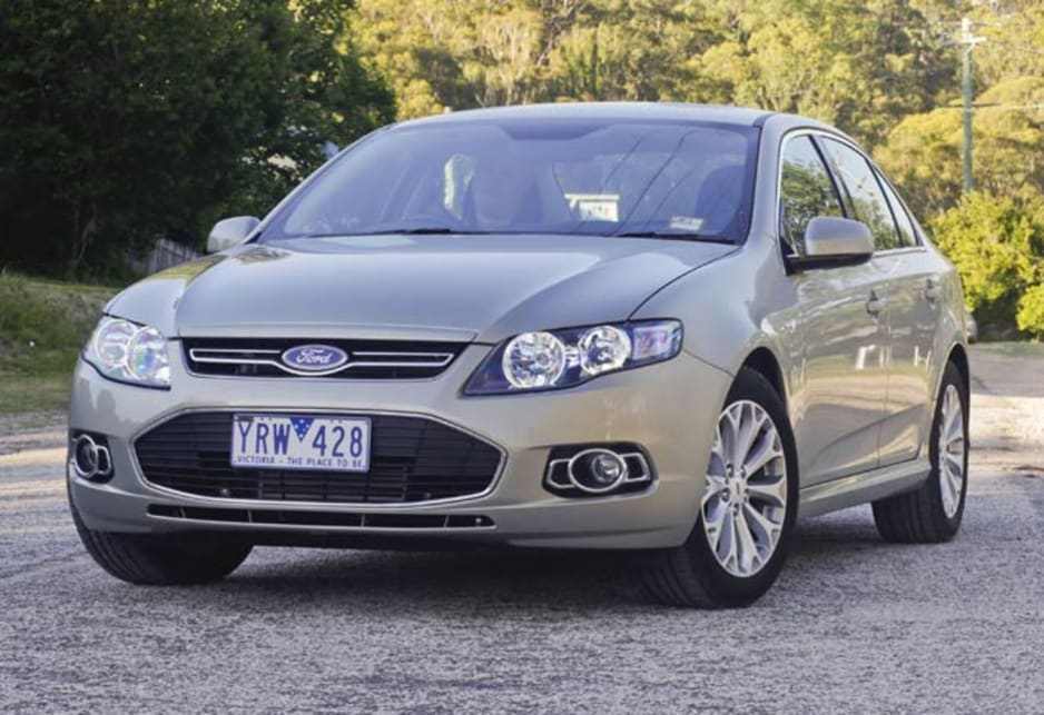 Ford Recalls Falcons And Territorys For Ignition Fault