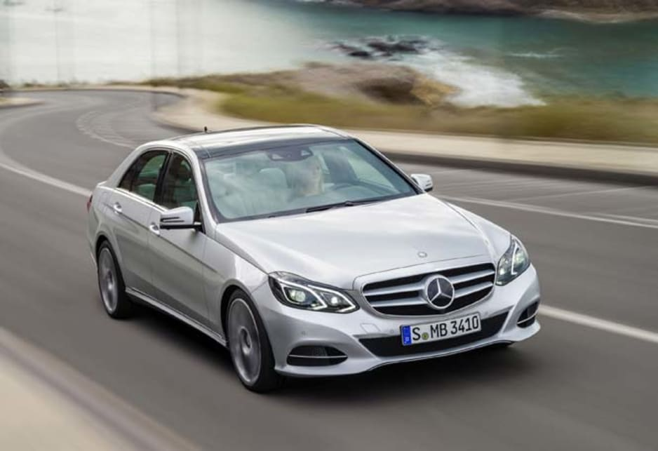 The basic structure of the E-Class hasn't changed but just about everything else has.
