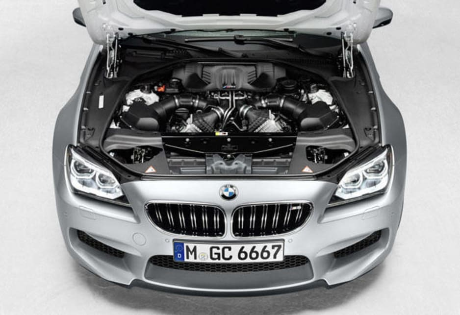BMW M6 Gran Coupe 2013 review  CarsGuide