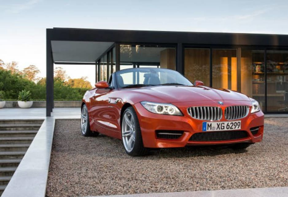 Bmw z4 updated for 2014 car news carsguide powertrains and models are unchanged for the 2014 model year with the 180 kilowatt 20 liter four cylinder turbocharged z4 sdrive28i the 225 kilowatt sciox Choice Image