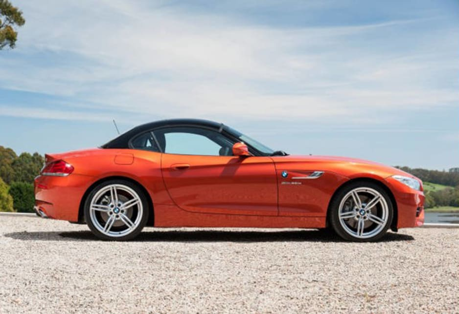 Bmw Z4 Could Come Under 70 000 Car News Carsguide