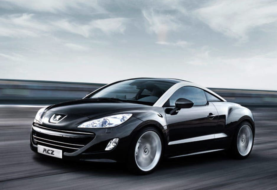 peugeot rcz manual 2010 review carsguide. Black Bedroom Furniture Sets. Home Design Ideas